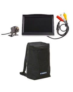 "Adventure Kings Reverse Camera Kit with 5"" Screen + Dirty Gear Bag"