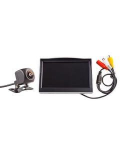 "Kings Reverse Camera Kit | 5"" Screen | 150° Angle | DIY Install"