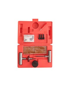Tyre Repair Kit | 47 Piece | For Tubed and Tubeless Tyres