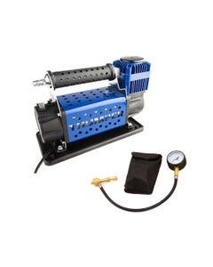 Thumper 12v Air Compressor 160L/M 150PSI + Kwiky Tyre Deflator