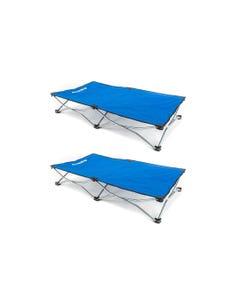 2x Kings Folding Pet Bed