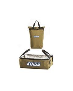 Adventure Kings Clear Top Canvas Bag + Doona/Pillow Canvas Bag