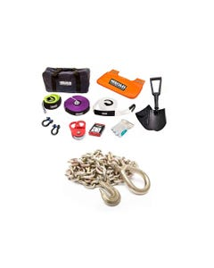Hercules Complete Recovery Kit + 4WD Drag Chain