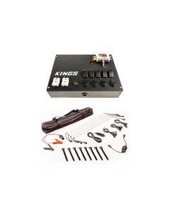 12V Control Box + Illuminator 4 Bar Camp Light Kit