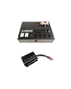 12V Control Box + Adventure Kings 20AMP DC-DC Charger