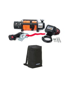 Domin8r X 12,000lb Winch with rope + Adventure Kings Dirty Gear Bag