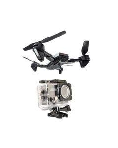 Adventure Kings Cyclone Drone + Adventure Kings Action Camera