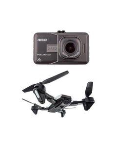 Adventure Kings Cyclone Drone + Dash Camera