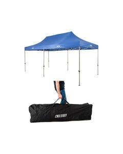 Adventure Kings - Gazebo 6m x 3m + 6x3m Polyester Gazebo Bag