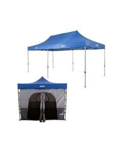 Adventure Kings - Gazebo 6m x 3m + Gazebo Tent