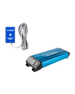 Kings 3000W Pure Sine Wave Inverter with Remote Switch