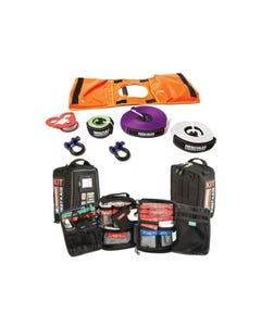 Hercules Essential Recovery Kit + 100+ Piece Survival 'Vehicle' First-Aid Kit