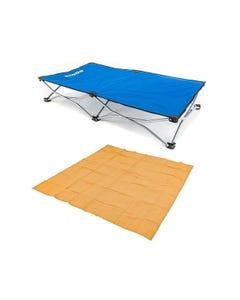 Kings Folding Pet Bed + Mesh Flooring 3m x 3m
