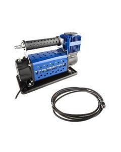 Thumper 12v Air Compressor 160L/M 150PSI + Thumper Air Hose Extension 4m