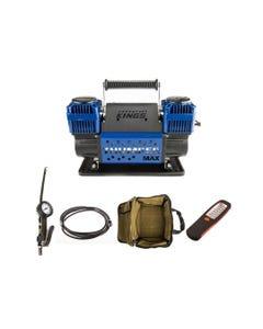 Thumper Max Dual Air Compressor + Kings 3in1 Ultimate Air Tool + Thumper Air Hose Extension 4m + Canvas Thumper Bag + Illuminator 24 LED Work Light