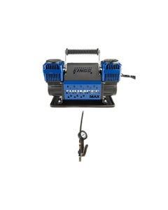 Thumper Max Dual Air Compressor + Kings 3in1 Ultimate Air Tool
