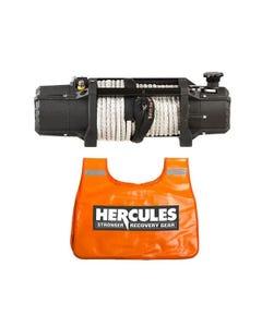 Domin8r Xtreme 12,000lb Winch + Hercules Winch Dampener