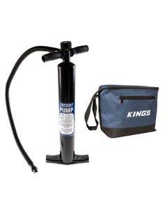 Single-Action Paddleboard Pump + Cooler Bag