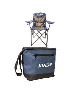 Adventure Kings Cooler Bag + Throne Camping Chair