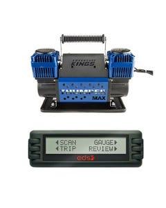 Thumper Max Dual Air Compressor + Engine Data Scan