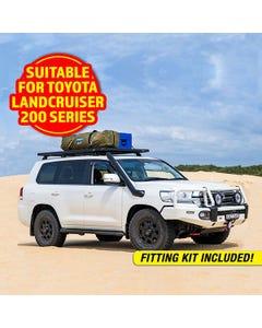 Adventure Kings Aluminium Platform Roof Rack Suitable for Toyota Landcruiser 200 Series 2007+