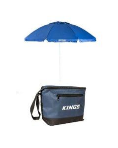 Adventure Kings Beach Umbrella + Cooler Bag