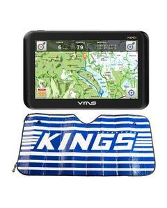 VMS Touring 700 HDX GPS + Sunshade
