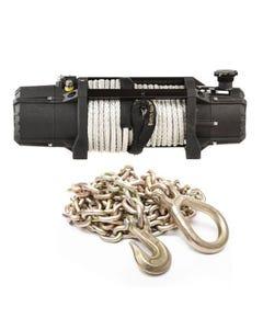 Domin8r Xtreme 12,000lb Winch + Hercules - Drag Chain